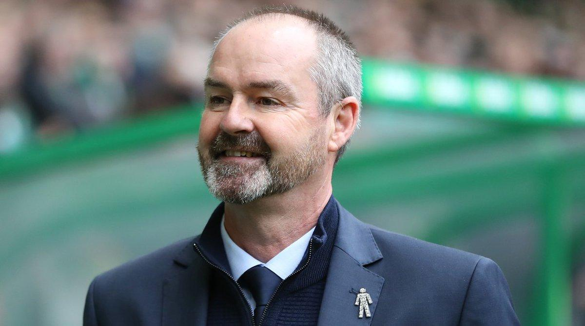 CONFIRMED: Scotland have appointed Steve Clarke as their new head coach. https://t.co/45Fw89G2aP