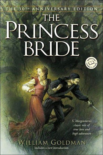 @scbwi William Goldman's Princes Bride and Cary Elwes' As You Wish.