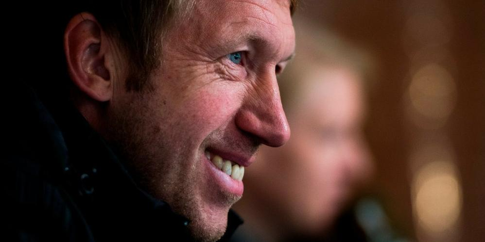 CONFIRMED: Brighton have appointed Graham Potter as manager. https://t.co/TXifO8CBWh