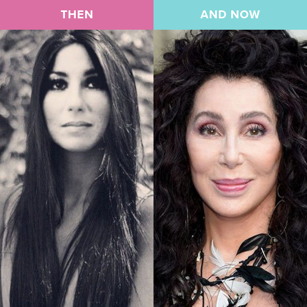 Happy 73rd Birthday, Cher!