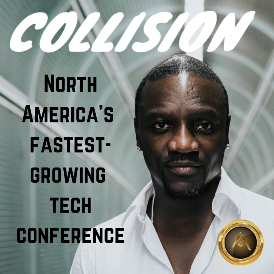 RT @AkoinOfficial: Akon has arrived at #Collision2019 https://t.co/AjaIT50uVn