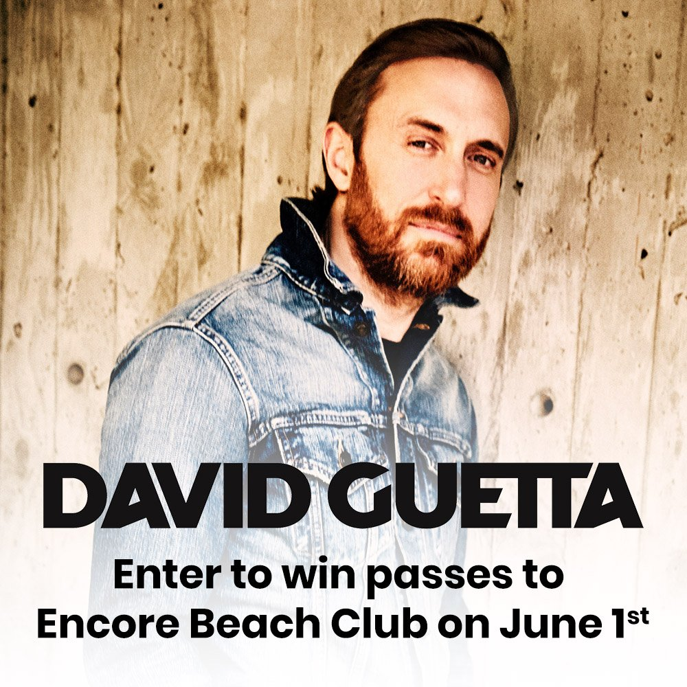 Who wants tix ????️ to see me at the @EncoreBeachClub on June 1st? Enter now! ⬇️⬇️⬇️ https://t.co/jyhjY7LSS1 https://t.co/UGPRxQbmJA