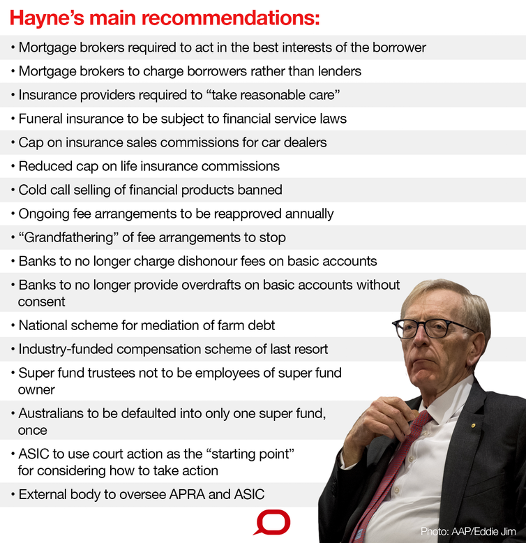 'Do no harm' isn't enough. Why the banking royal commission will ultimately achieve little