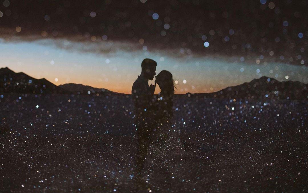 Photographer Eric Floberg Shoots Stunning Double-Exposure Photos With A Tilt-Shift Lens