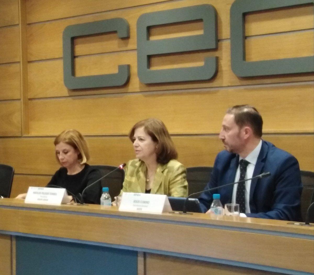 test Twitter Media - .@MatildePelegri #RosaSantos de @CEOE_ES y @JCuberoHerr inauguran la jornada #AutoprotecciónSENDA @LegalPlanning_ https://t.co/AKOKcAtR5x