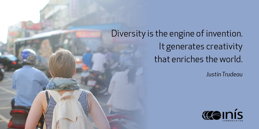 test Twitter Media - On World Day for #CulturalDiversity for Dialogue and Development, we are grateful for the diverse perspectives that our clients and partners bring to our work and agree with @JustinTrudeau that Diversity... generates creativity that enriches the world. https://t.co/Q7GJa0xQli