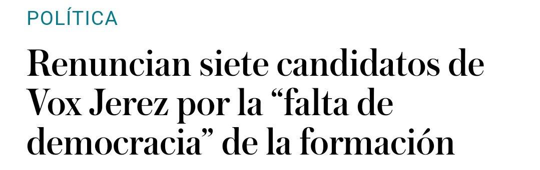 Renuncian siete candidatos de ERC Girona porque 'esto está lleno de independentistas'. https://t.co/DzHnTURtqk