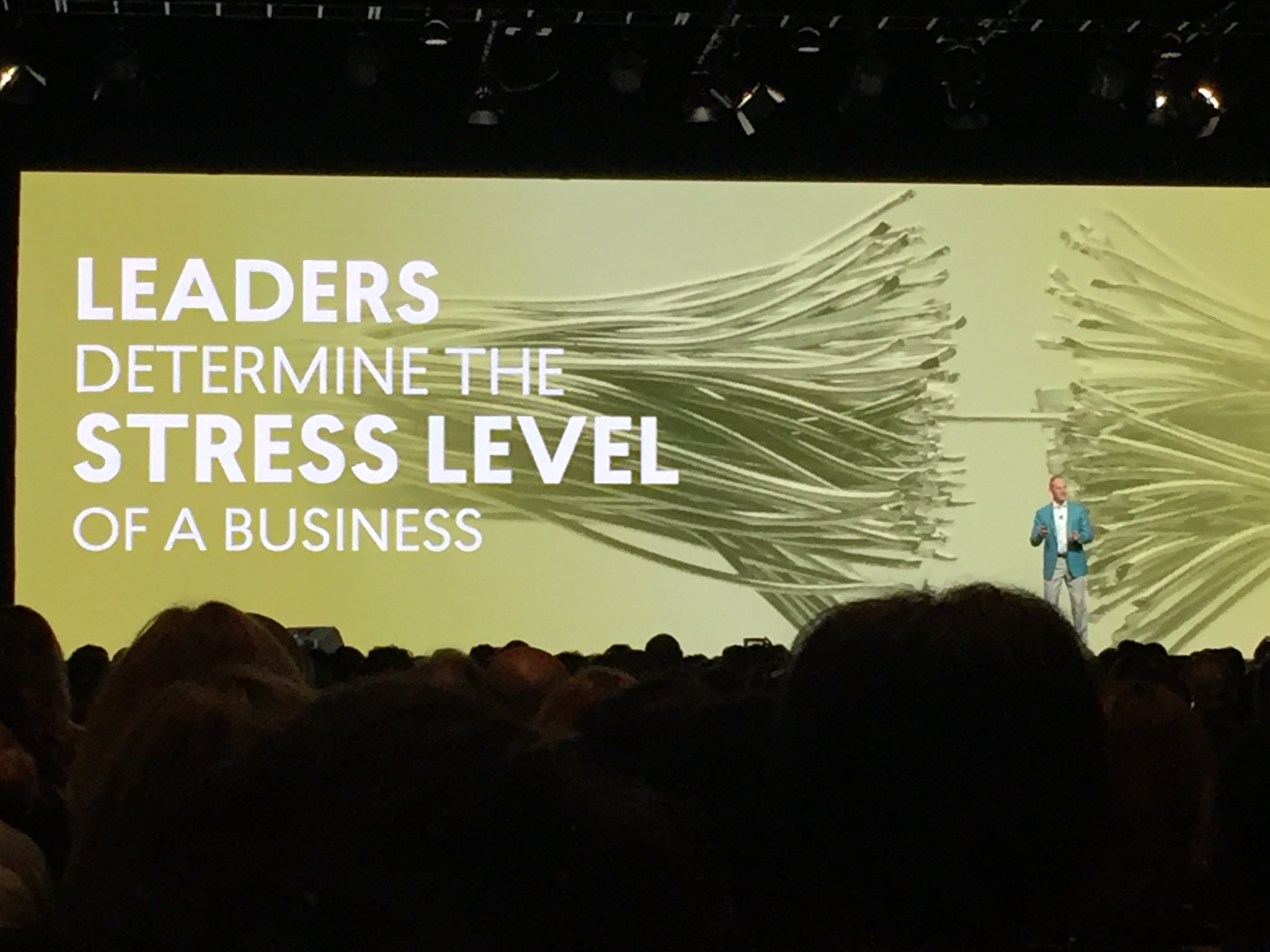 Leaders can also foster a culture of #resilience. #atd2019 https://t.co/JkOTvJao0G