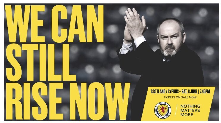 RT @TEnglishSport: On Steve Clarke's to-do list: Tell social media department to give these crappy slogans a rest. https://t.co/B5fBgjqEHc
