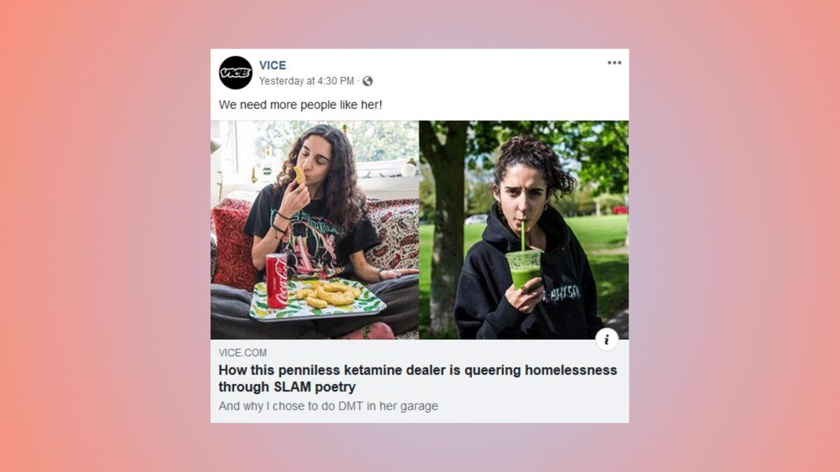 I Was in a Viral Fake News Meme About VICE - VICE