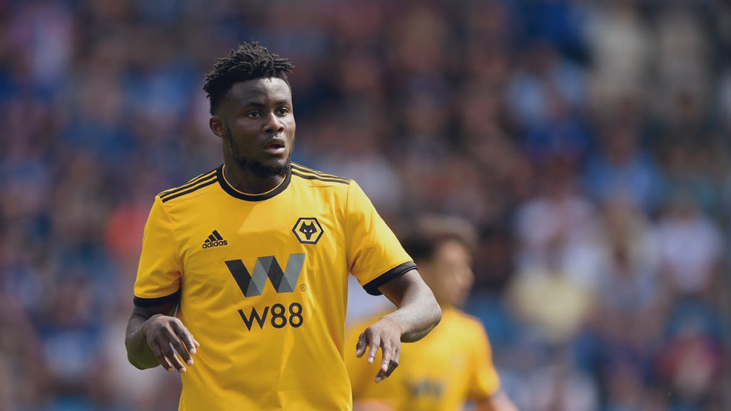 Talks are ongoing with out-of-contract Bright Enobakhare about a new deal with Wolves.  If he does pen a contract it's believed it's unlikely he'll return to Coventry City next season. [Express & Star]   #WWFC #TalkingWolves https://t.co/eB40qr5E7Z