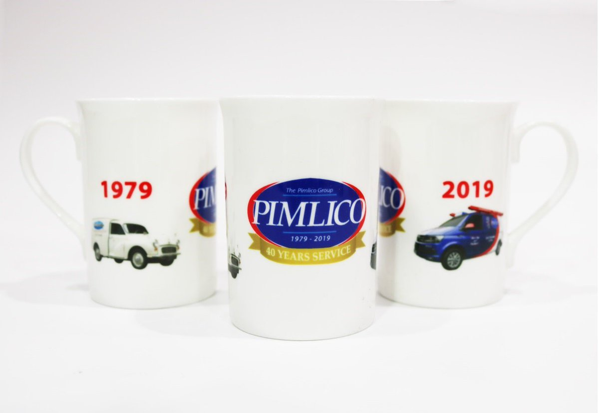 This new Pimlico Plumbers fine bone china tea mug celebrates 40 years of service: https://t.co/VOzWRJPQc3 https://t.co/zCtvgiSAvB