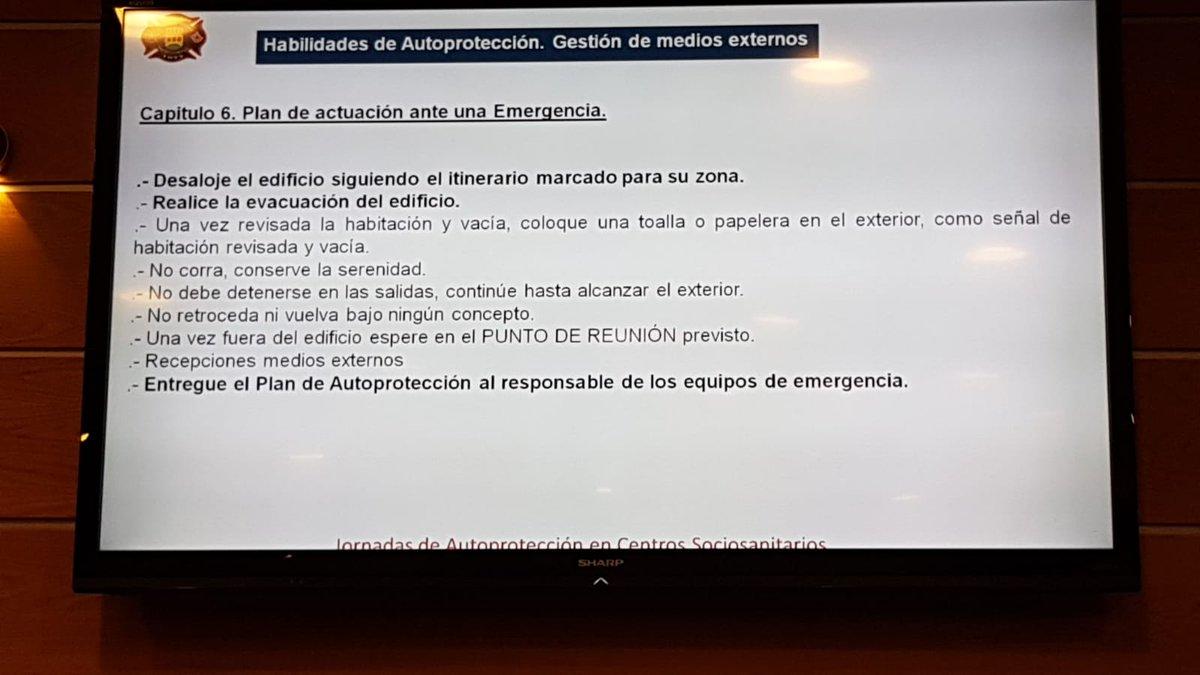test Twitter Media - Ante una #emergencia, Raúl Esteban @alcorconbombero aconseja las siguientes premisas: #AutoprotecciónSENDA en @CEOE_ES @AESTE_oficial @LegalPlanning_ https://t.co/T33JizIS56