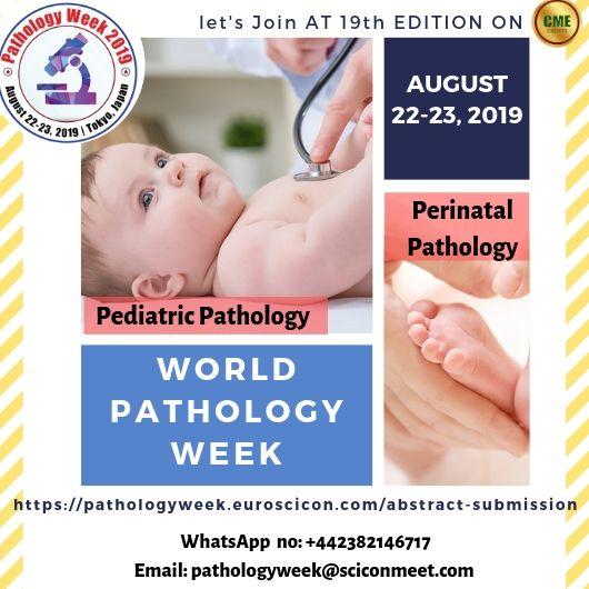 RT @PathologyWeek19: Submit your ideas about @PathologyWeek19  Get your mind reloaded with topics like #pathology #research #Bones #GIpath #TissuE #brain #headandneck #Surgery #neurology #urology #anatomy #dermatology #microbiology #chemical #Pediatric #… https://t.co/dyT3vlQRAP