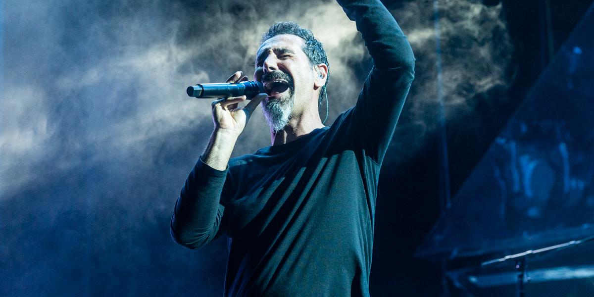"""Hear Serj Tankian on Game of Thrones Track """"The Rains of Castamere"""" 