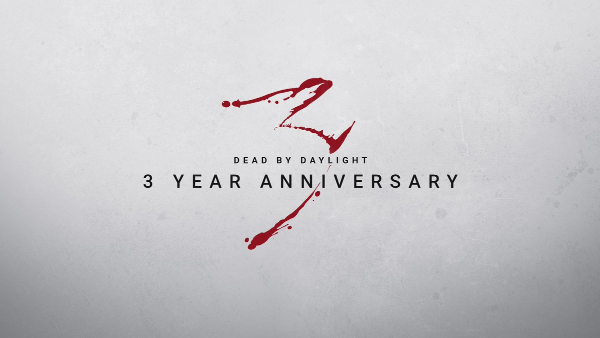 test Twitter Media - For its year 3 anniversary, Dead by Daylight will be hosting its biggest livestream on May 31st at 3PM EST Major reveals, drama, laughs, cries, surprises. It's a date! #DeadbyDaylight #DBDYear3anniversary https://t.co/aL5HNLXhSG