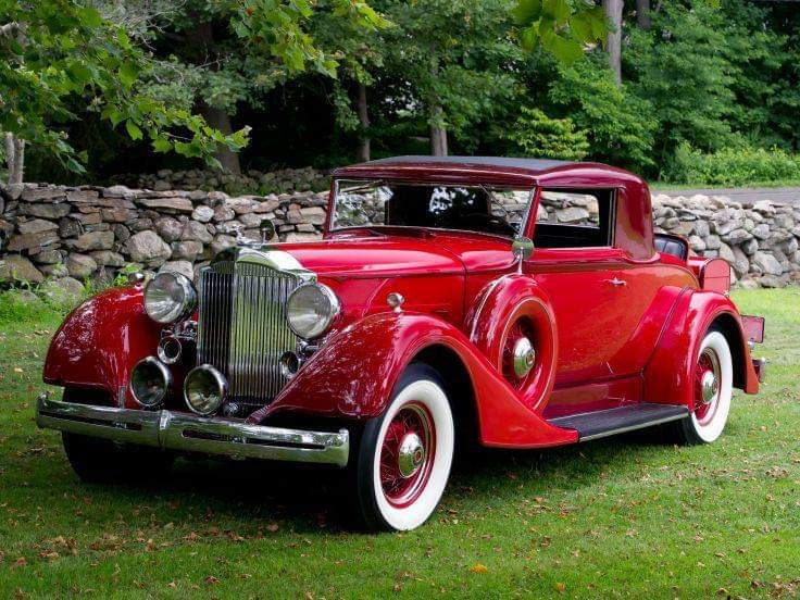 1934 Packard Eight https://t.co/JWzhumHMqC
