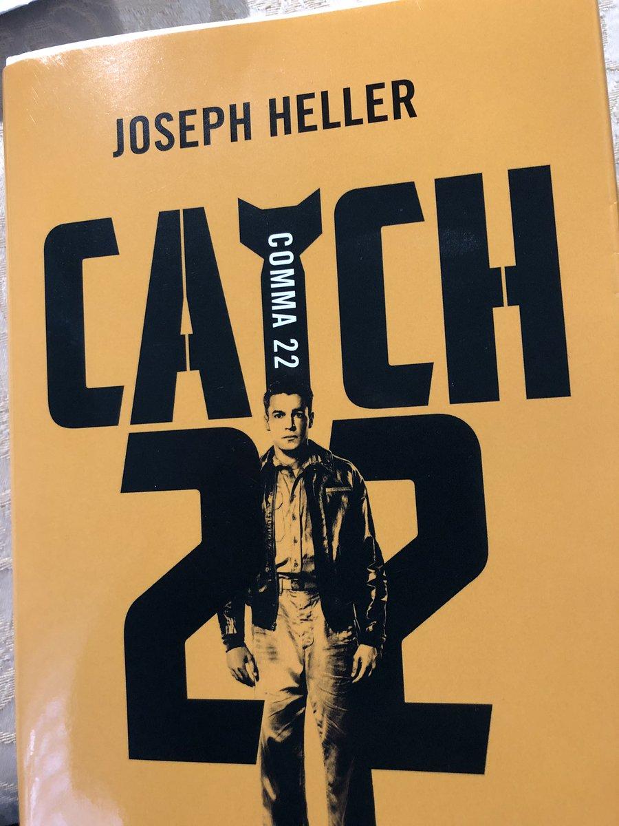 #Catch22