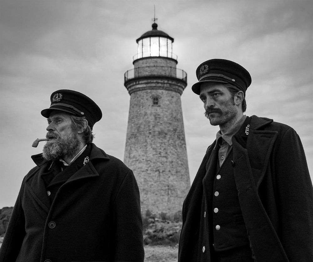 test Twitter Media - #TheLighthouse - #WillemDafoe and #RobertPattinson raise their own tempest at sea | #RobertEggers follows his New England ghost story #TheWitch with a superbly sulphurous maritime two-hander that channels the word and spirit of #HermanMelville https://t.co/seG2NSF2Tm https://t.co/GOoTEo8Pob