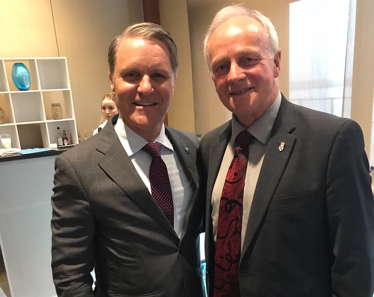 test Twitter Media - Great to meet with Nova Scotia Seniors Minister Leo Glavine today in Charlottetown at the federal-provincial conference on seniors. Look forward to further discussions in the next 24 hours as we look at ways to work together for the betterment of all Canadian seniors. https://t.co/Iq0RBtmyIb