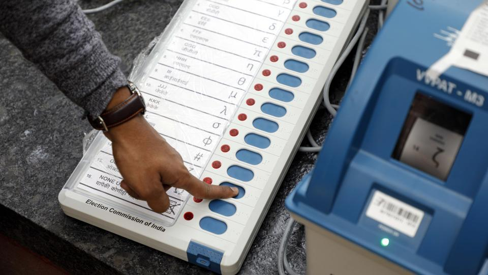 test Twitter Media - Being a Returning Officer thrice, I can vouch, EVMs r very effective. Entire process frm recording votes to storage to counting happens in an extremely professional & secure way.Elections fr world's biggest democracy is no easy task. Kudos to @ECISVEEP & officers! @IASassociation https://t.co/joogER0oTw