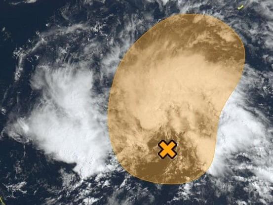 Andrea becomes first hurricane before Atlantic's season begins