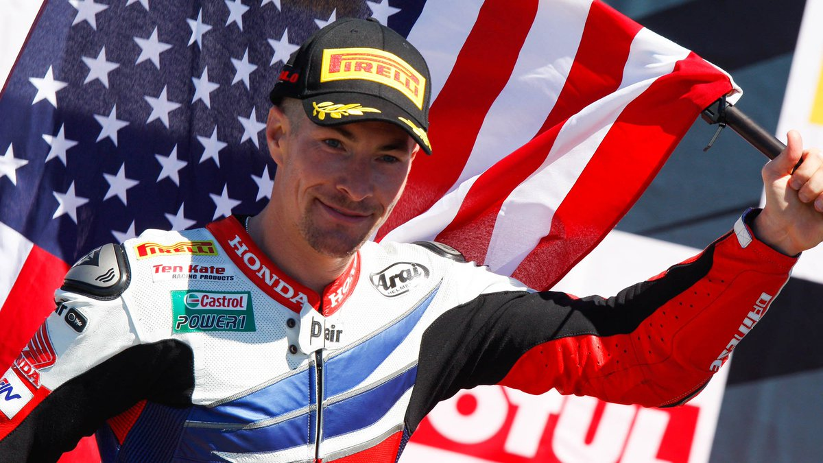 test Twitter Media - Today we celebrate the life of a man whose brilliance, kindness and strength continues to inspire us every single day.   Two years on, your star shines brighter than ever.   Thank you, Nicky Hayden.  #RideOnKentuckyKid https://t.co/M8AcTAhQQK