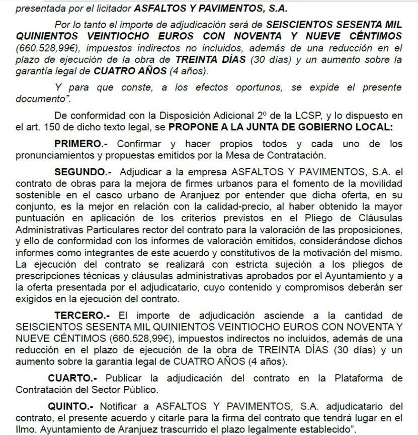 Las elecciones obraron el milagro del asfaltado en #Aranjuez https://t.co/o6Cg4oA4qP https://t.co/AAaXrnl0AV