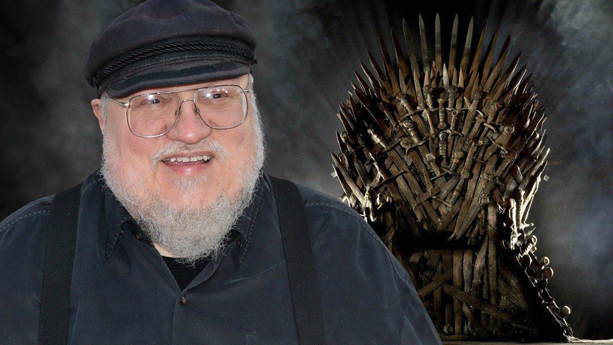 test Twitter Media - George R. R. Martin believes he'll finish The Winds of Winter by 2020 at the latest. https://t.co/gKQSc74HgA https://t.co/XekzUyKpaj
