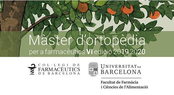 """test Twitter Media - ❗️Màster d'Ortopèdia per a farmacèutics (edició 2019-2020). El pròxim dimecres 29/5 al COFB, presentació d'aquesta formació i conferència """"L'ortopèdia,una aposta professional"""". Tots els detalls i el programa del Màster 👉https://t.co/nuybSUXFBy Inscripcions obertes fins al 30/6. https://t.co/taYVA61TKX"""