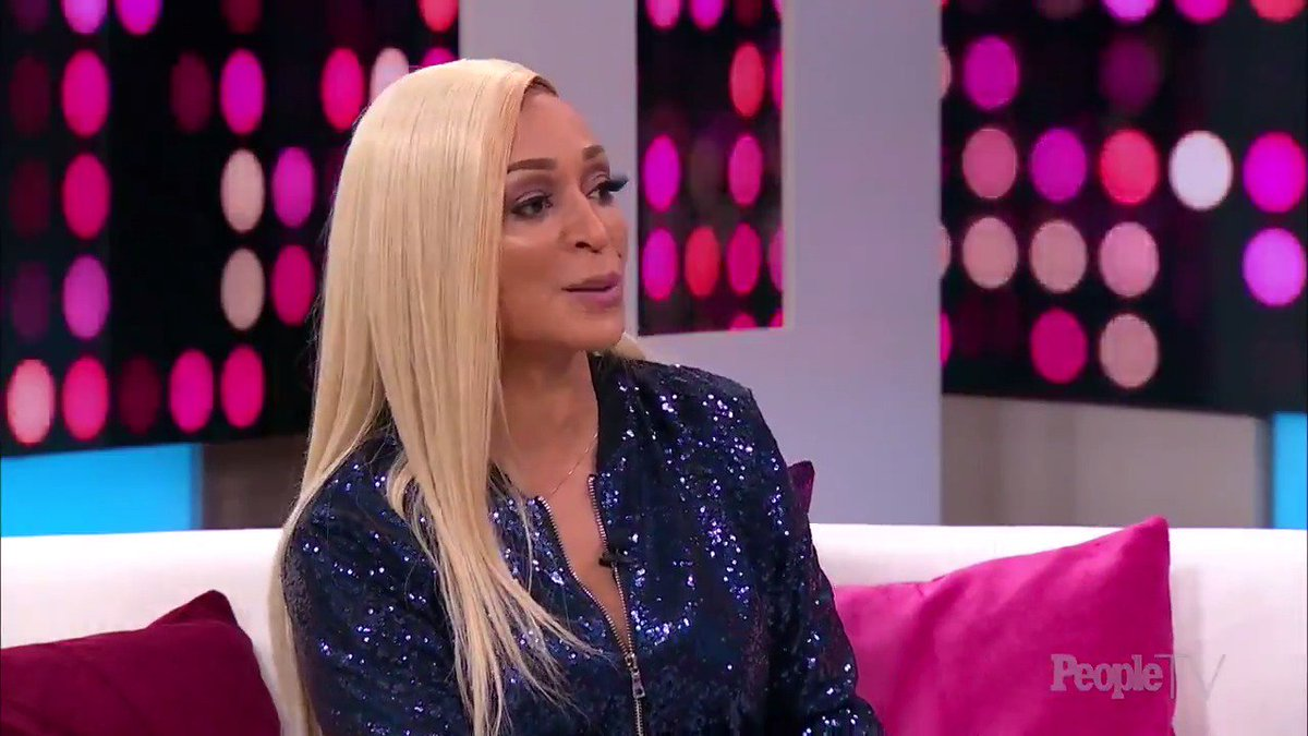 RHOP's Karen Huger Says She's Open to Reconciling with Giselle Bryant