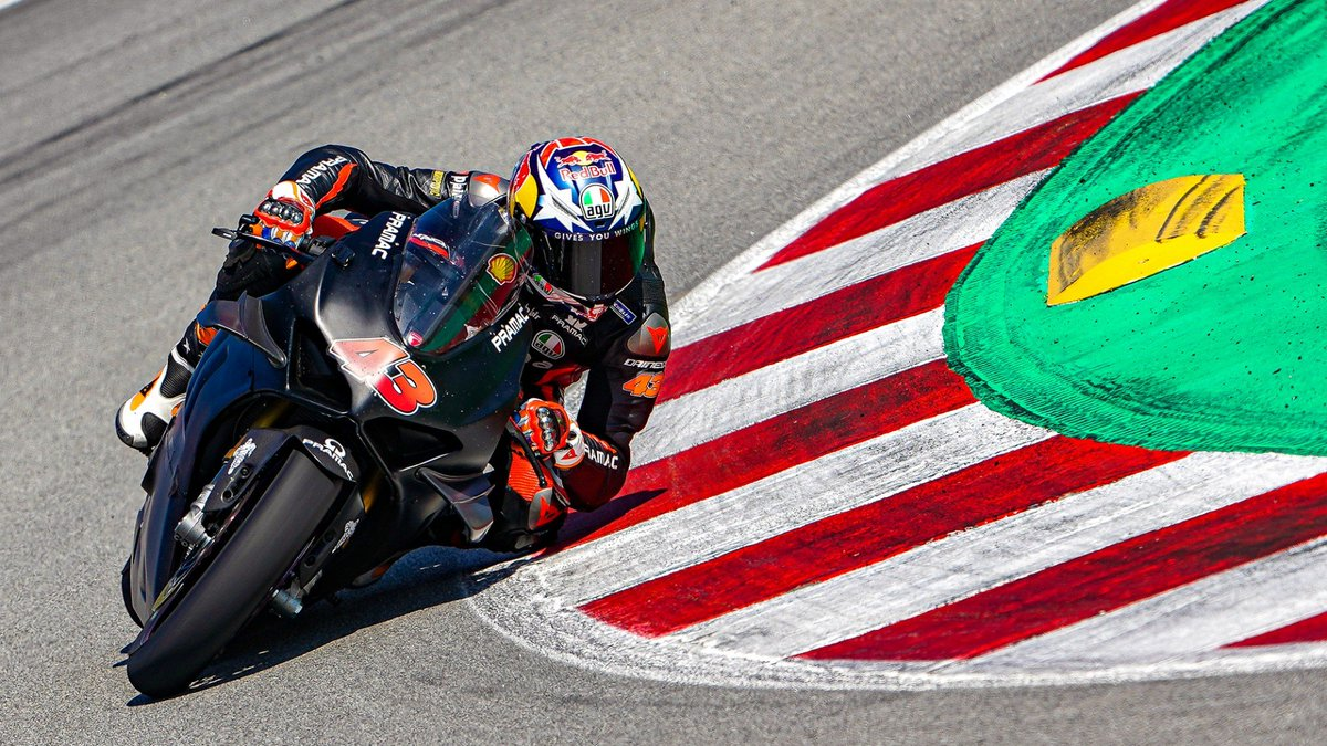 test Twitter Media - 💥@jackmilleraus  throws leg over Panigale V4 R for first time!  The charismatic Australian may be looking for a factory Ducati, but where?  📃| #WorldSBK   https://t.co/h79iSaCsxX https://t.co/XAAGqgjn2l