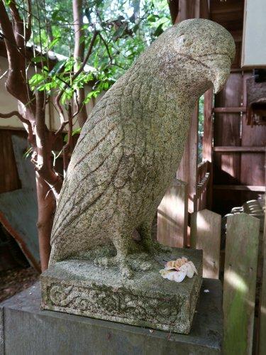 test ツイッターメディア - 【日本の神社仏閣】大豊神社(京都府京都市) 鹿ヶ谷に鎮座し、鼠や鳶、猿などの様々な神使の像があることでも知られています。 ※日本テレビ「スクール革命!」で紹介いたしました。 https://t.co/xR6iSdqB42