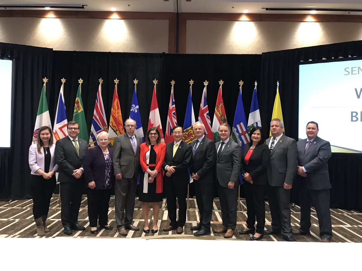test Twitter Media - Seniors are the fastest growing segment of Canada's population. Developing public policies and programs that help them are in everybody's best interest, so today's federal-provincial-territorial meeting of seniors ministers in Charlottetown was beneficial. #mbpoli #cdnpoli https://t.co/mEUQsEqfrp