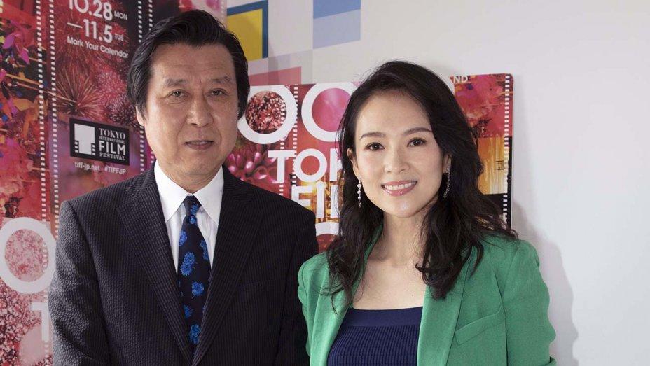 RT @THRGlobal: Chinese actress Zhang Ziyi to head Tokyo Film Fest jury TIFFJP @tiff_site