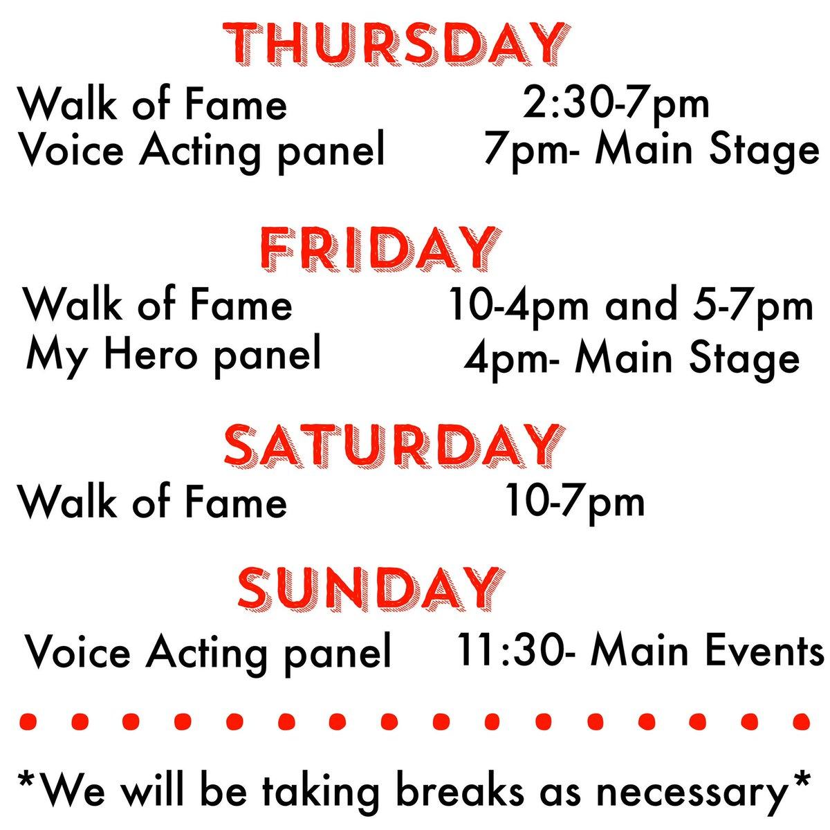 test Twitter Media - Okay #Momocon folks, here is my schedule! If you're in Atlanta this weekend come see me and @MikeFritzArt! ❤️ . #momocon2019 #animeconvention #animecon #atlanta #dragonballz #dragonballsuper #bulma #myheroacademia #myhero #froppy #fairytail #mirajanestrauss #genlock #colonelmarin https://t.co/NyKjM9APMs