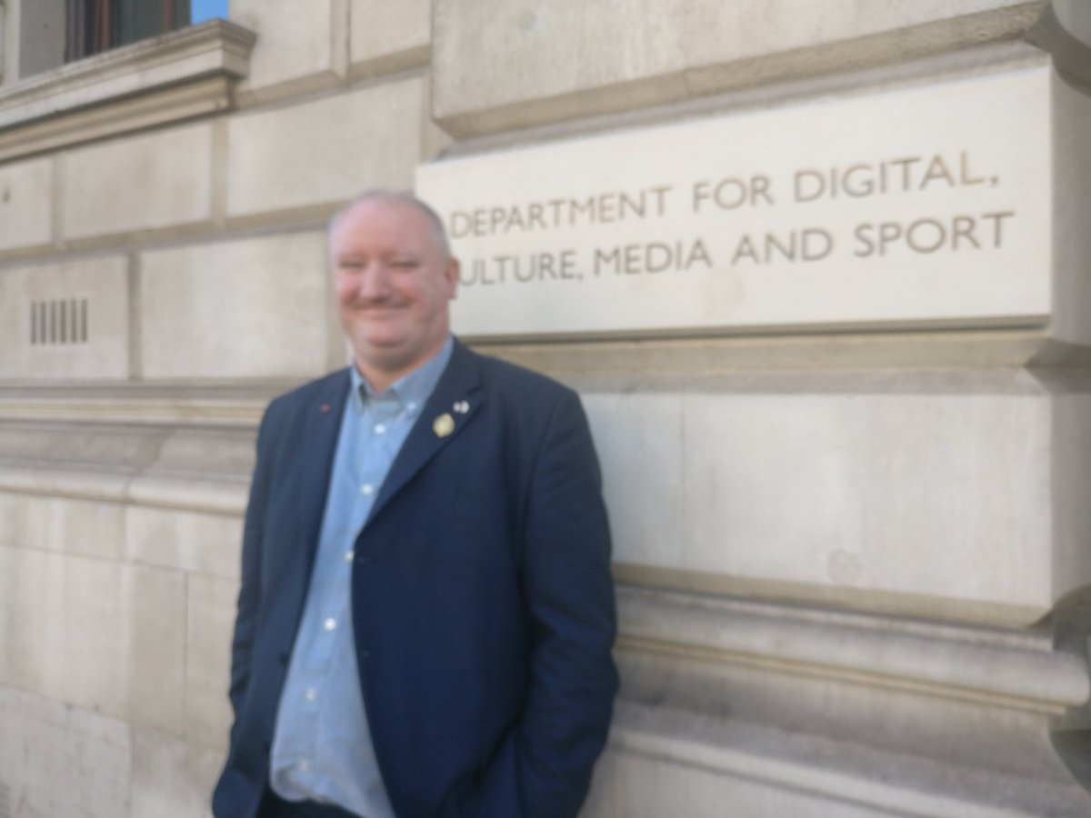 test Twitter Media - Last week, Chairman of the Community Media Association, Danny Lawrence @MRDannyLawrence of @Gateway978 visited @DCMS to hear about plans for #SSDAB. Next week we visit @Ofcom to discuss #communityradio. https://t.co/CbmS7NebB4