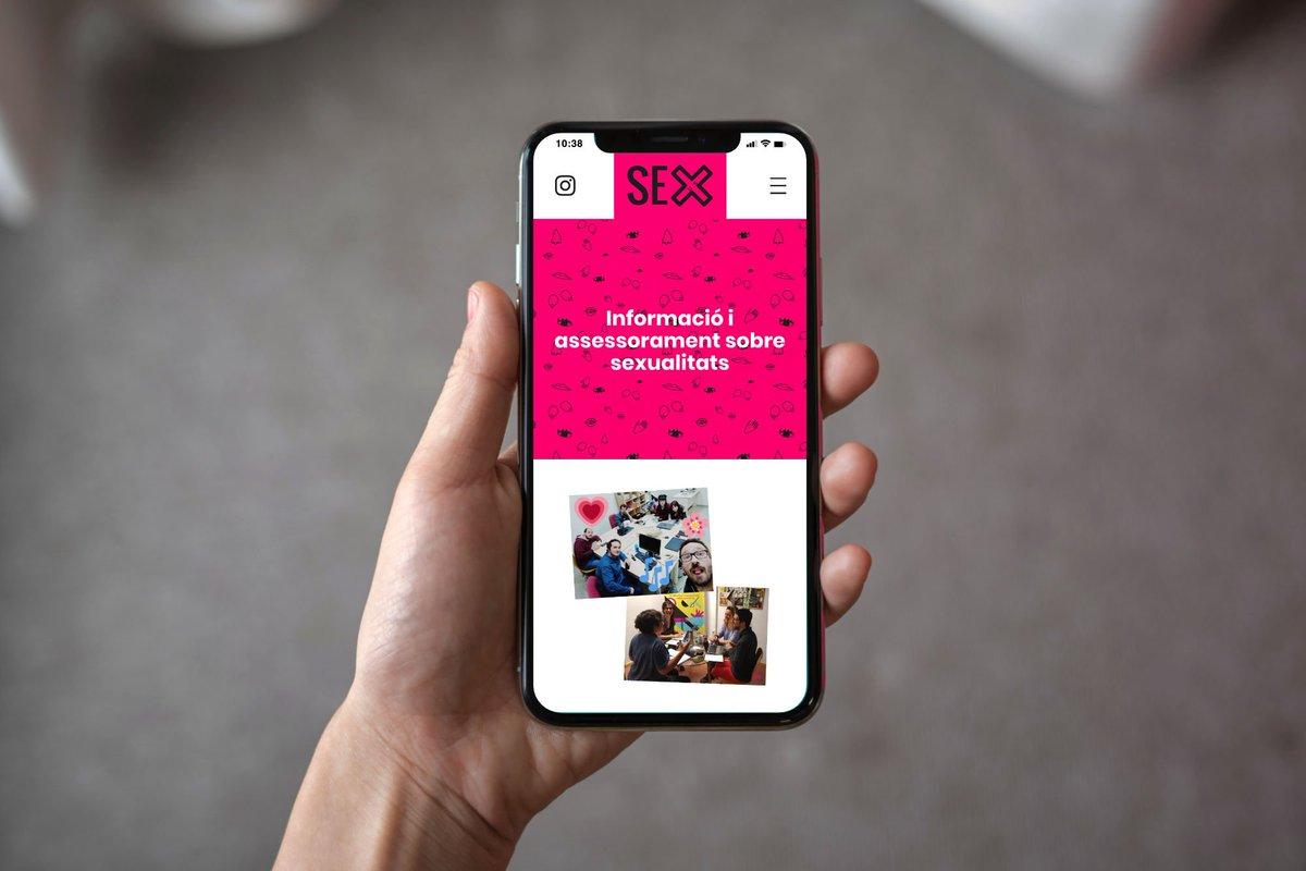 test Twitter Media - 🔻El programa #Sexus d'ABD estrena web per promoure l'educació i la salut sexual des d'una perspectiva de gènere i drets  Vols saber-ne més?➡️https://t.co/DsCf7261Et  Consulta les accions formatives, el material online i les intervencions en oci nocturn⭐️https://t.co/9dmJ9uMHKX🌈 https://t.co/rtjzAhjYZd