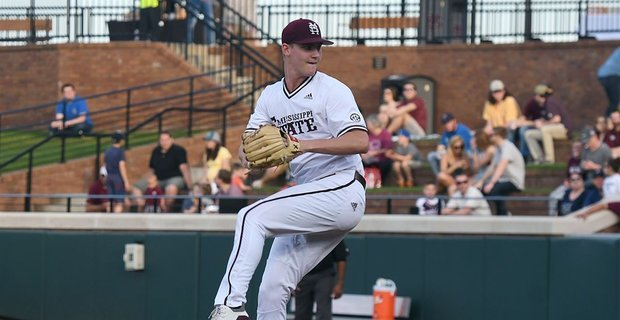 test Twitter Media - NOTEBOOK: Smith, Gordon and MSU Pitchers Give Bulldogs Chance  https://t.co/elE9VdbcMC via @247Sports https://t.co/pca1zhsMJf