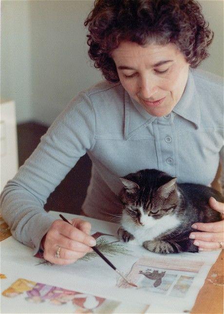 RT @Manda_like_wine: I will forever be delighted by how Judith Kerr always had her priorities straight. https://t.co/3UlKdQEYyQ