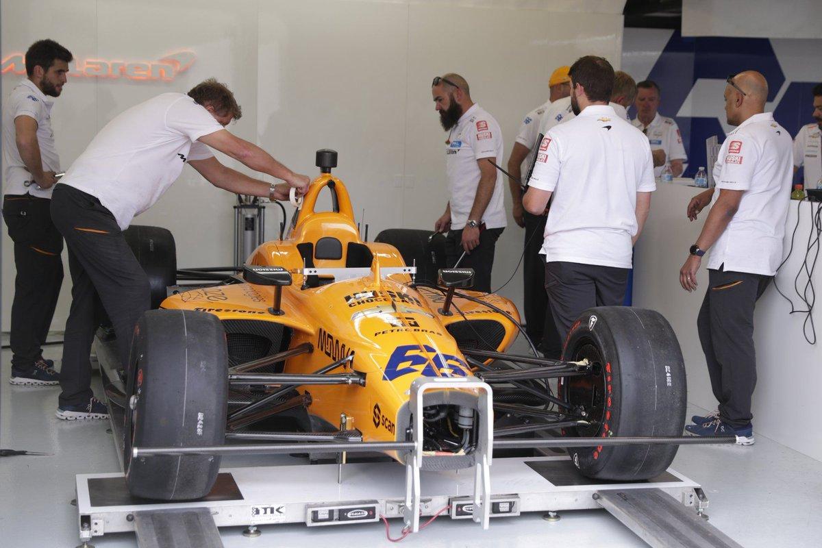 test ツイッターメディア - マクラーレン、インディ500予選落ちの裏で犯した様々な失態 https://t.co/kc63TDvnVe  #McLaren66 | #INDY500 | #FernandoAlonso | #F1jp | #Indyjp https://t.co/0V0i3TgN55