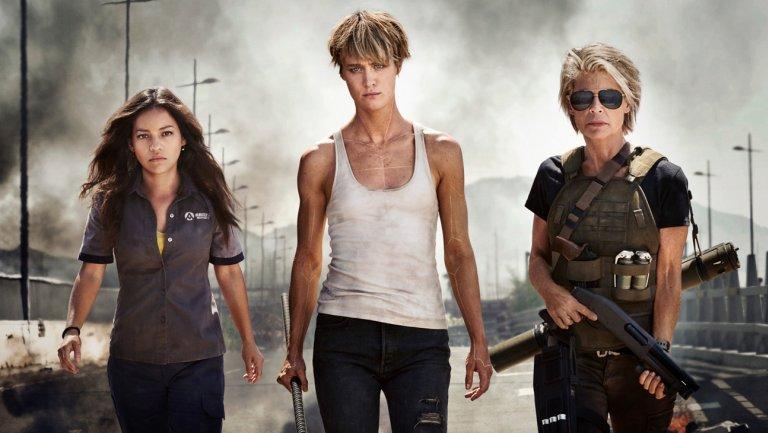 First '@Terminator: Dark Fate' trailer revives
