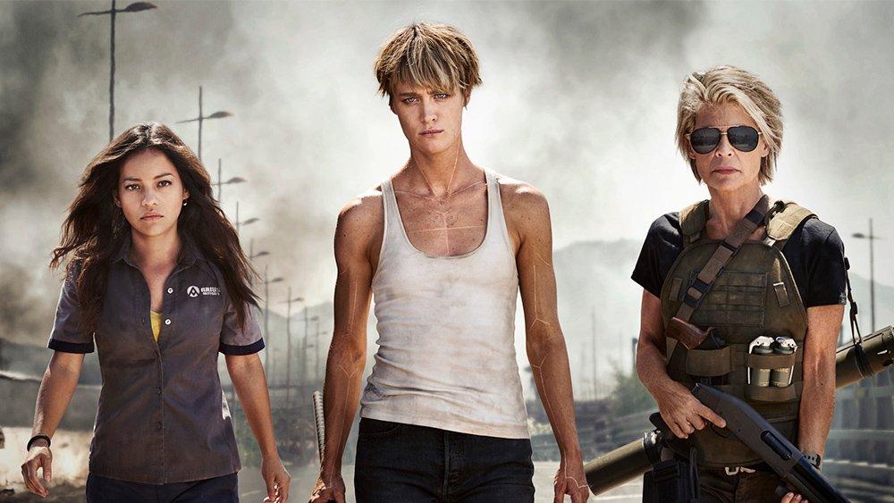 TerminatorDarkFate: Linda Hamilton, Arnold Schwarzenegger return in first trailer