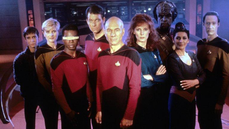 The 25 best episodes of 'StarTrek: The Next Generation'