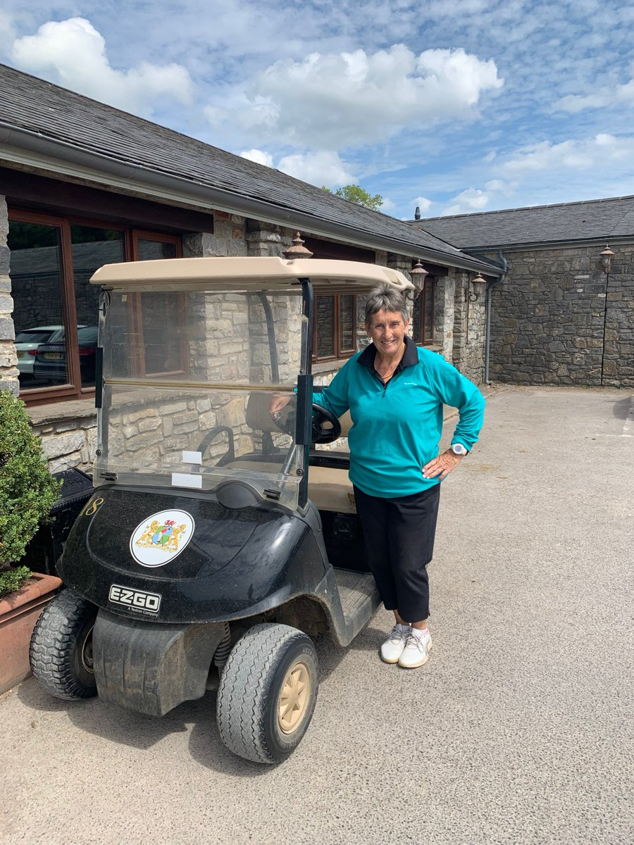 test Twitter Media - Congratulations to Jan Cosby! 🏌️‍♂️⛳️  Today one of our Lady members managed a 'hole in 1' on the 8th of the Mackinosh course.  Well done from all of us at Cottrell Park on your fantastic achievement! . . #golf #holein1 #cottrellpark #ladiesgolf https://t.co/KokprmJK6l