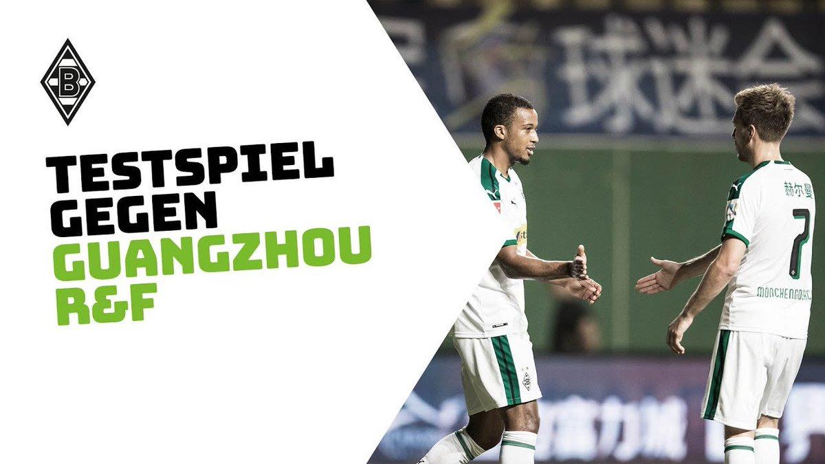 Highlights vom Testspiel bei Guangzhou R&F https://t.co/cerPrIkpXk https://t.co/NwQLJfOqFg