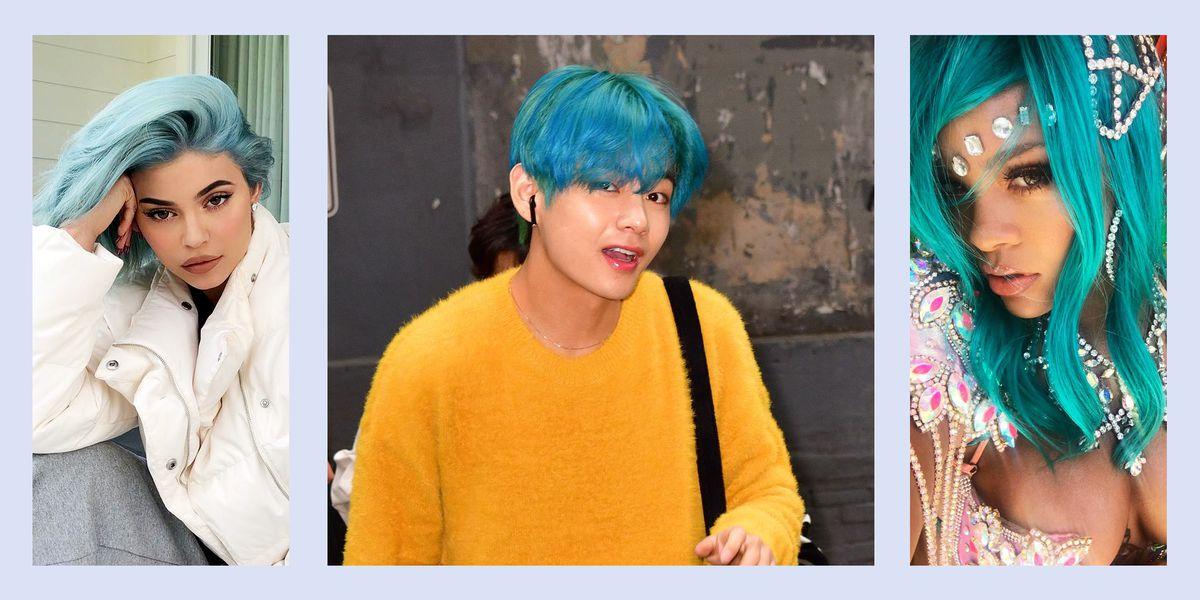 test Twitter Media - 22 Blue Hair Ideas Inspired By Your Fave Celebrities https://t.co/ehF2Y5y8WC https://t.co/PaiLz0Kguu