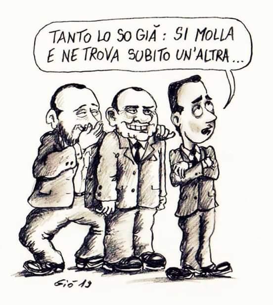 [@giotoon] #UltimOra #Salvini #Governo #23maggio #satira https://t.co/V2T6LUzxyB