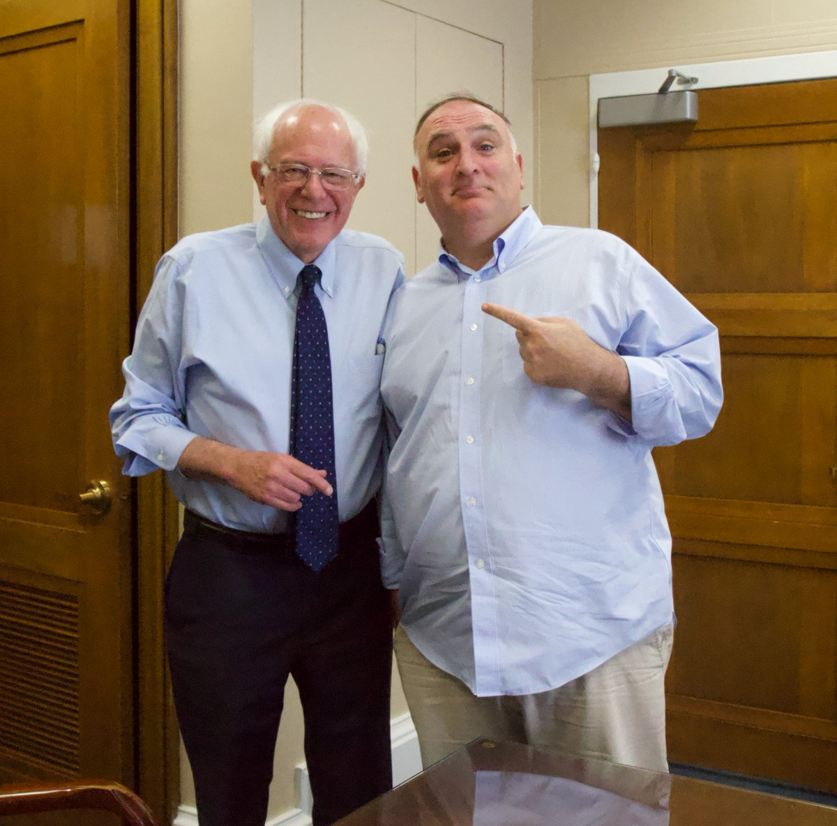 test Twitter Media - Thank you @chefjoseandres for stopping by to talk about the amazing work you did in Puerto Rico after Hurricane Maria! The full resources of the United States must be used to ensure that Puerto Rico gets the food, water, housing, and electricity they still desperately need. https://t.co/wMlS7emRDA