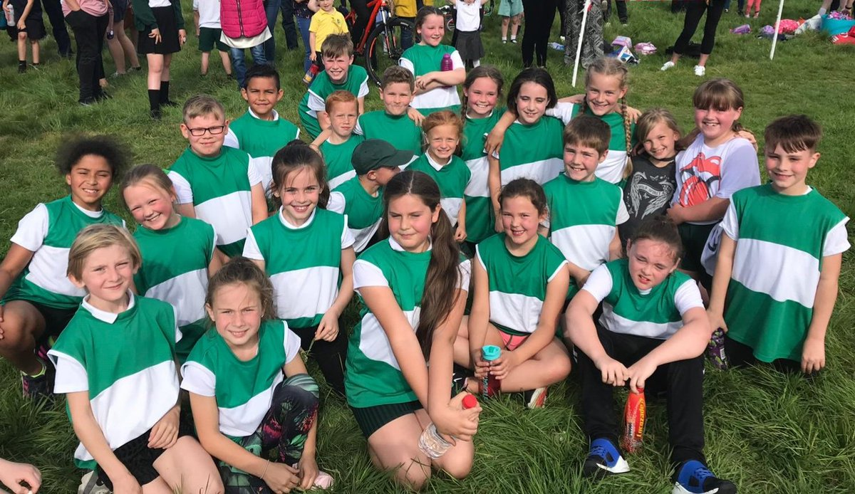 test Twitter Media - Over 20 runners from  Y3&4 Hollywood took on challenge of 600m cross country. They won the Y4 cup and 2 individual medals. Well done everyone it was very warm. https://t.co/e6TFDd5a3o